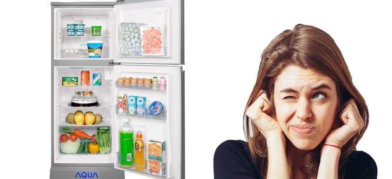 10 nguyên nhân tủ lạnh kêu to và rung lắc