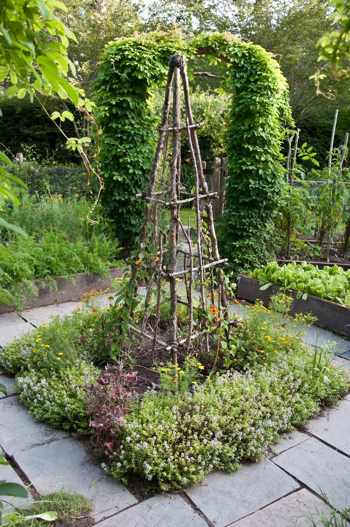 Tuyệt chiêu trang trí khu vườn