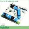 Trọn bộ vòi tưới phun 2 chế độ Cellfast