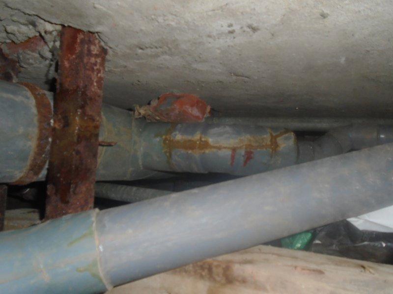 4 nguyên nhân gây tắc đường ống thoát nước