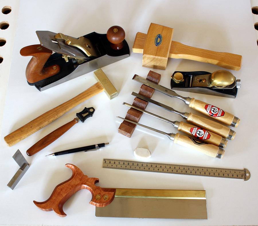 Điểm danh những dụng cụ làm gỗ tại nhà