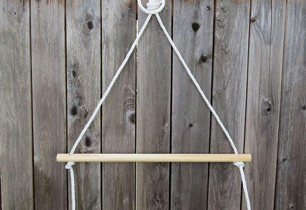 Hướng dẫn cách làm ghế treo gỗ độc đáo đẹp tinh tế