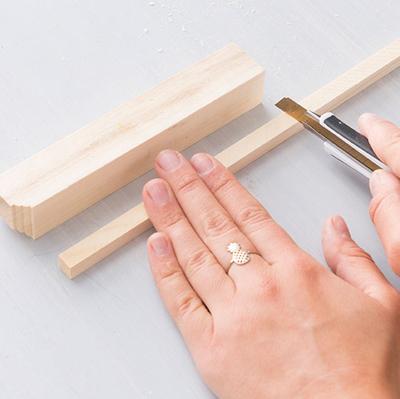 Sáng chế làm khung gỗ đa năng tiện dụng