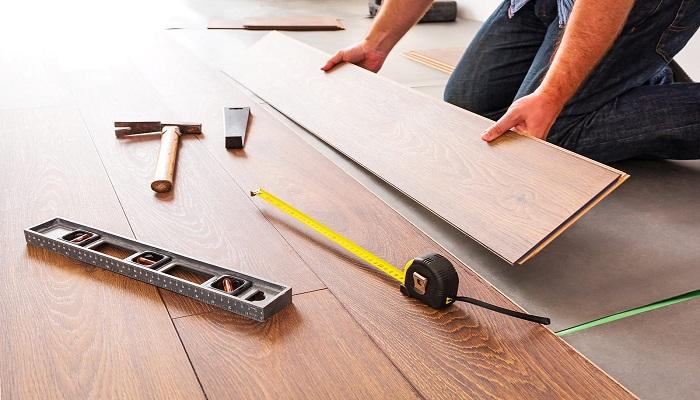 Hướng dẫn chi tiết các bước lắp đặt sàn gỗ tại nhà