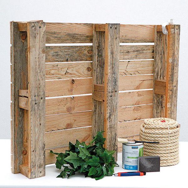 Học cách làm xích đu gỗ làm mới không gian sân vườn