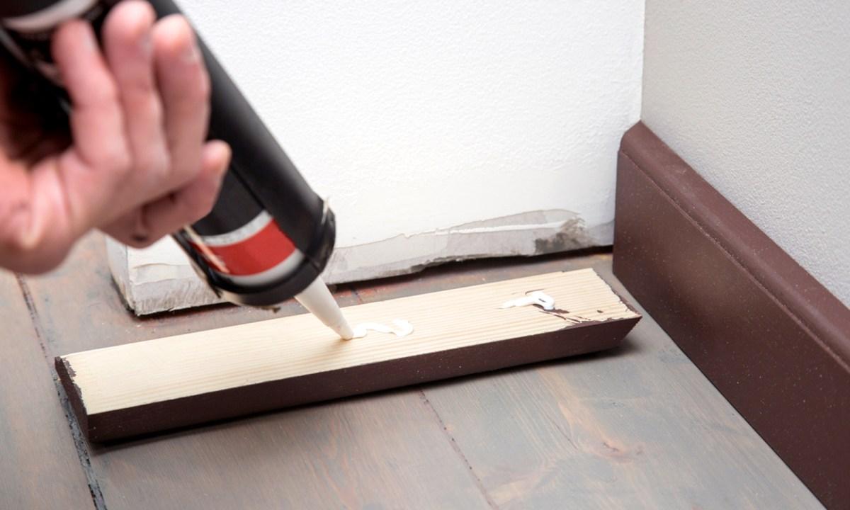 Hướng dẫn cách lắp đặt ván chân tường gỗ