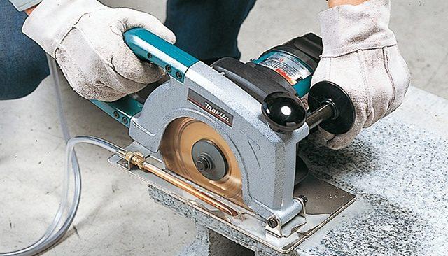 Cách sử dụng máy cắt gạch