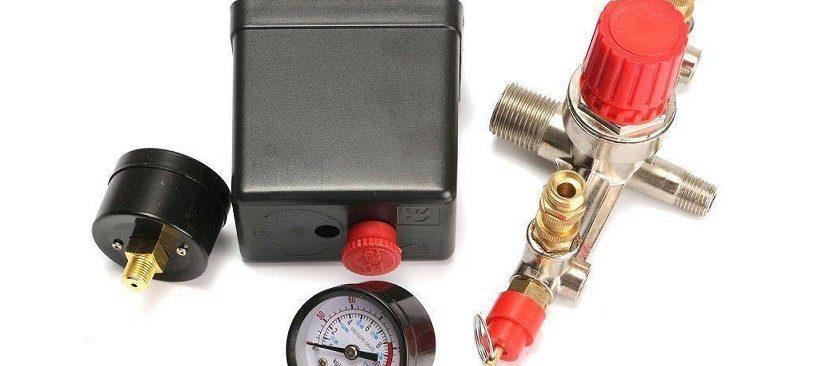 Cách điều chỉnh relay áp suất máy nén khí