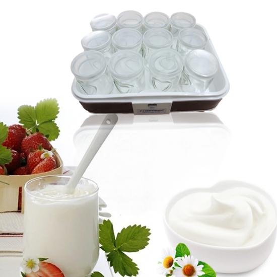 Hướng dẫn sử dụng máy làm sữa chua