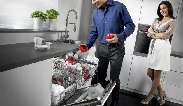 Lời khuyên khi sử dụng máy rửa bát