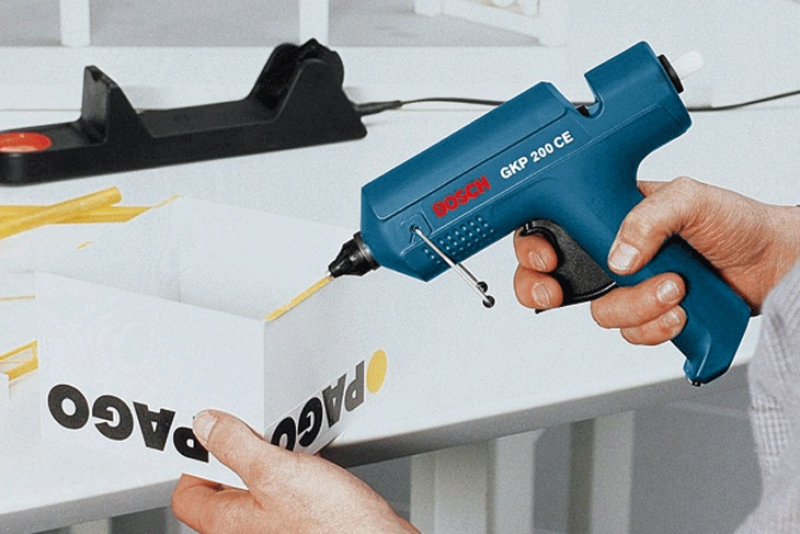Cách dùng súng bắn keo silicon