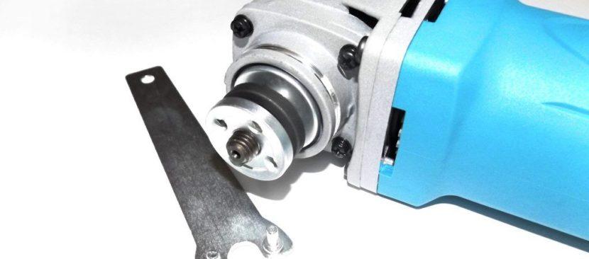 Cách thay thế motor máy mài