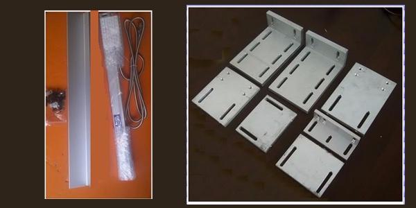 Cách lắp đặt thước quang máy phay