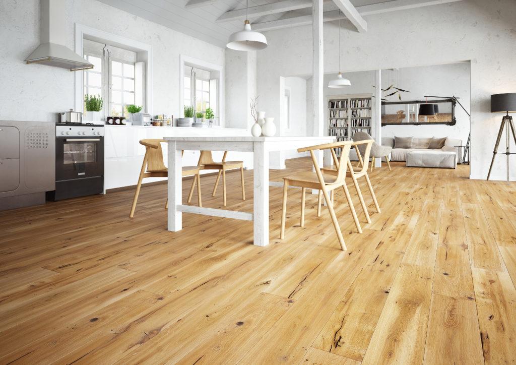 Thiết kế sàn gỗ