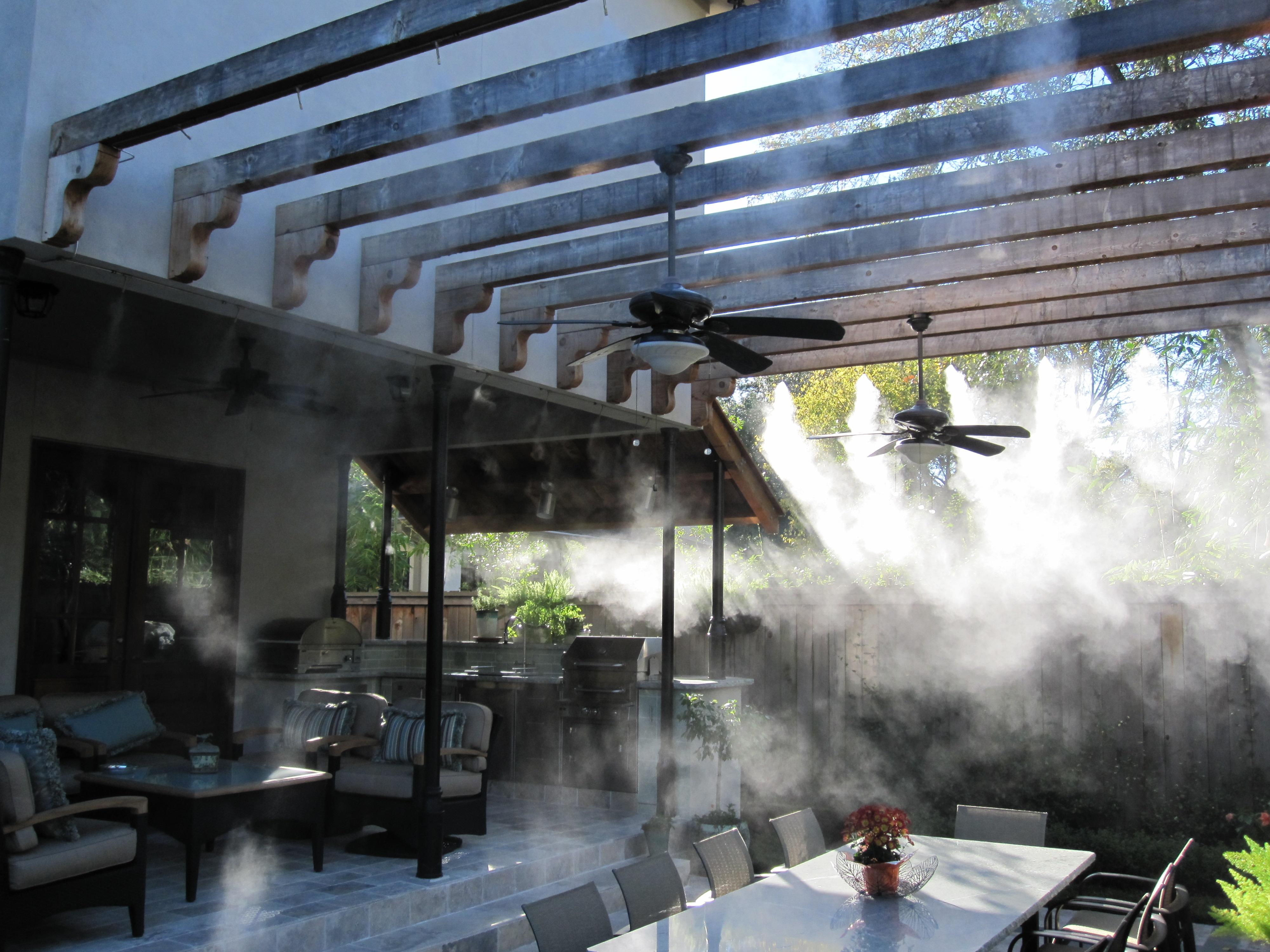 Hướng dẫn cách lắp đặt hệ thống phun sương chi tiết nhất