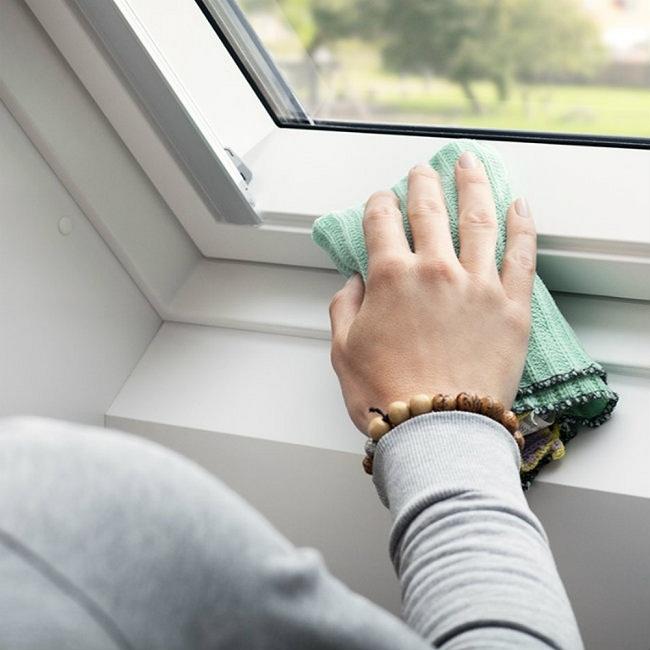 Cách bảo quản cửa nhôm kính