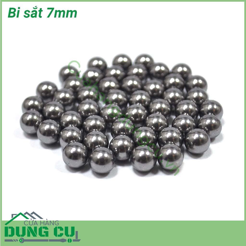 Bi sắt 7mm chuyên dụng