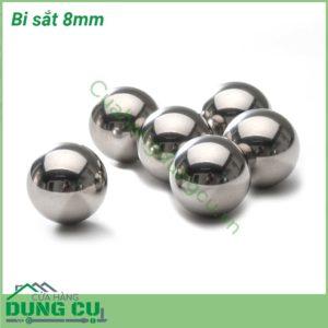 Bi sắt 8mm chuyên dụng