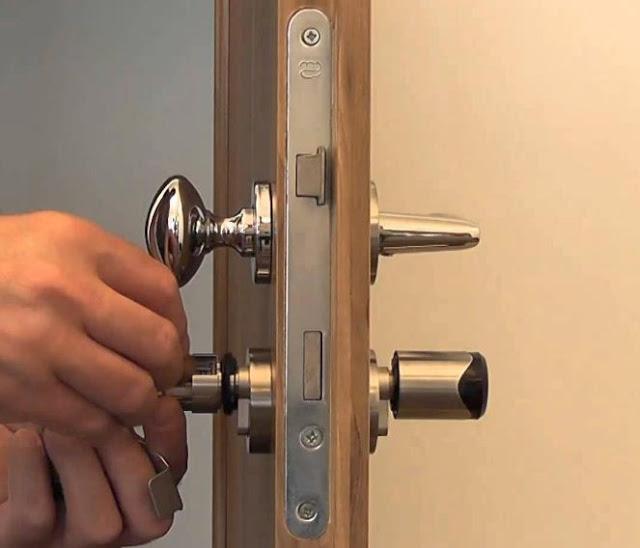 Cách sửa cửa nhôm