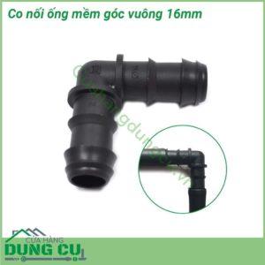 Co ống nối mềm 16mm