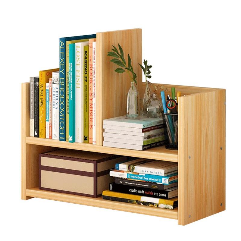giá đựng sách bằng gỗ