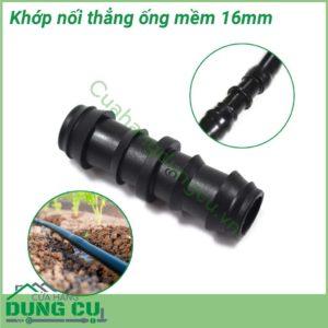 Khớp nối thẳng ống mềm 16mm