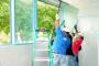 6 bước lắp đặt cửa kính cường lực