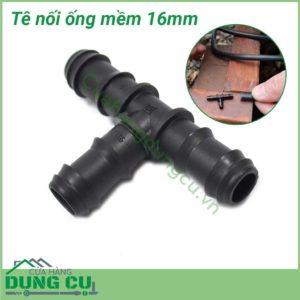 Tê nối ống mềm 16mm