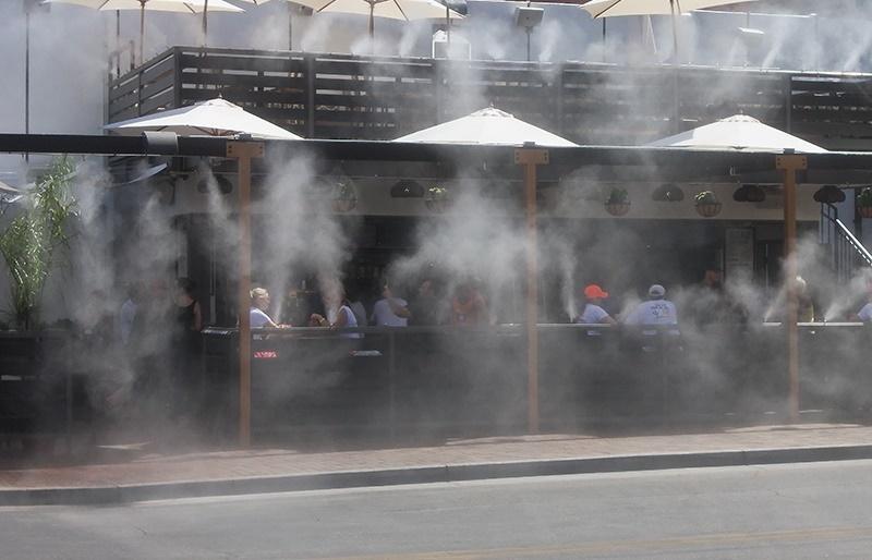 Khắc phục một số lỗi thường gặp của hệ thống phun sương