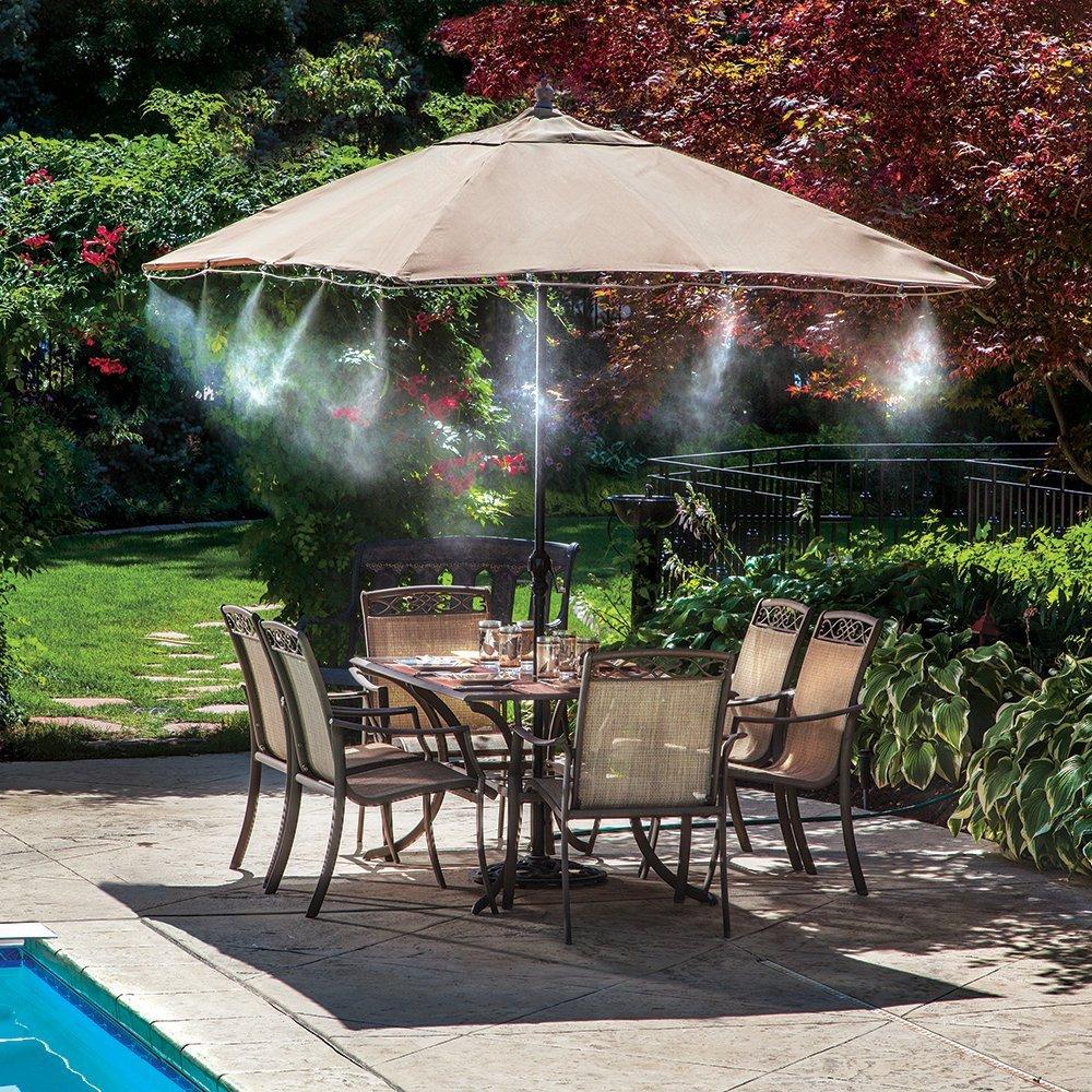 Công dụng nổi bật của thiết bị hệ thống tưới phun sương