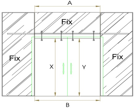 quy trình lắp đặt cửa kính lùa đúng kỹ thuật