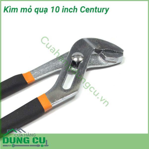 Kìm mỏ quạ 5 lỗ Century 10inch (250mm)