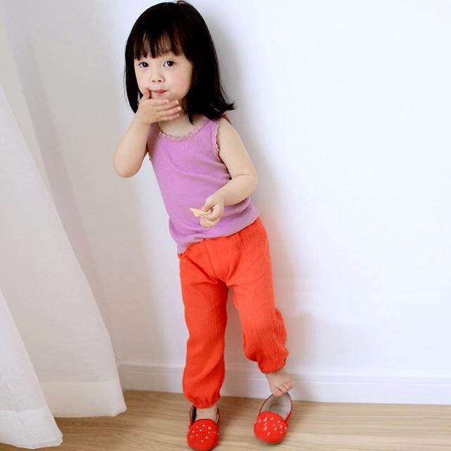 Hướng dẫn may quần alibaba cho bé