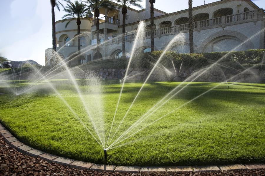 Một số lưu ý cần biết khi thiết kế lắp đặt hệ thống tưới phun mưa