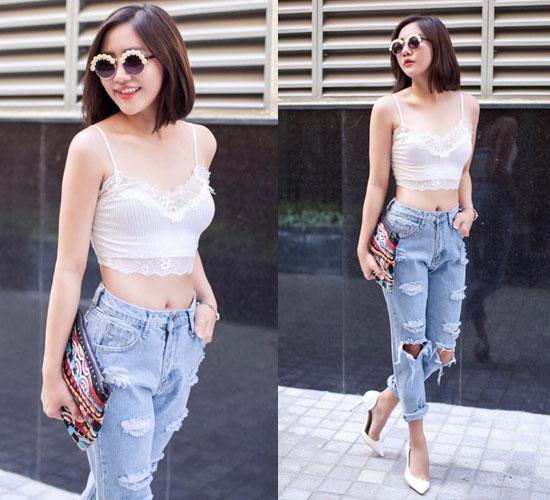 Thiết kế rập quần baggy đẹp chuẩn
