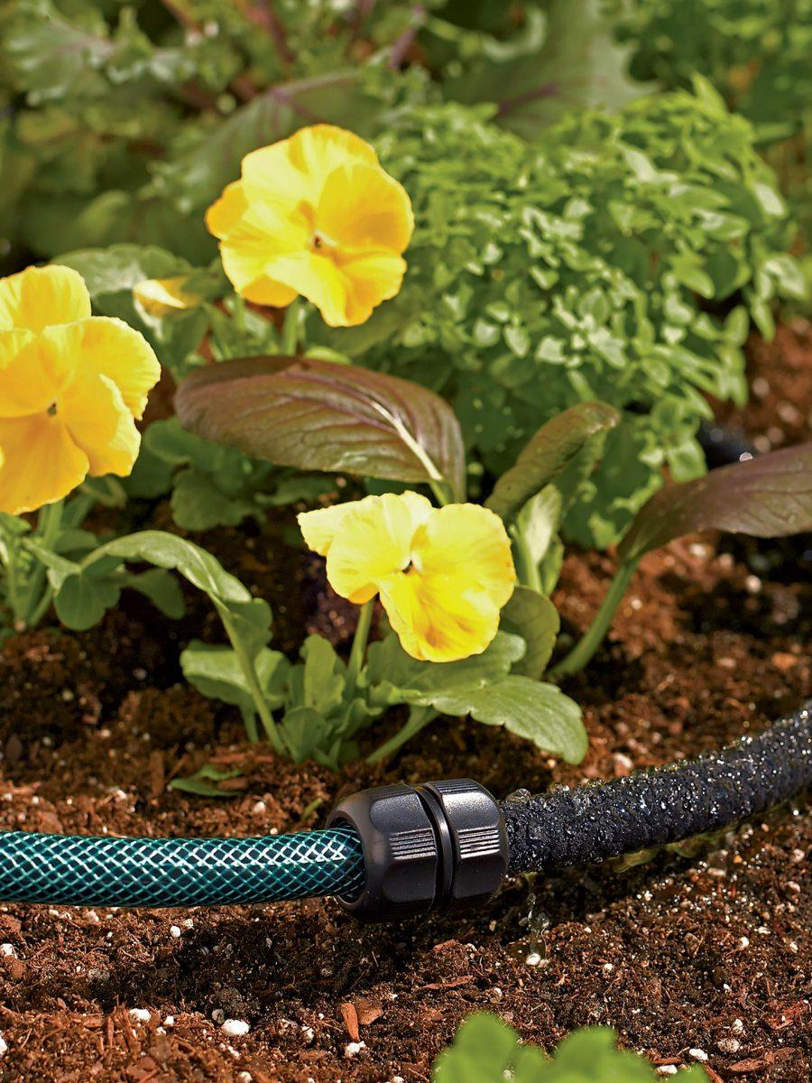 Xử lý tắc nghẽn và làm sạch nguồn nước hệ thống tưới bằng clo