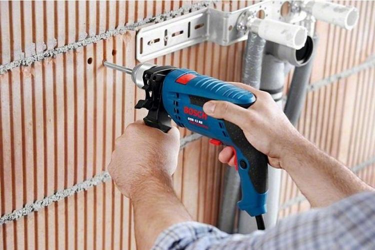 Cách làm giảm tiếng ồn khi khoan tường hiệu quả