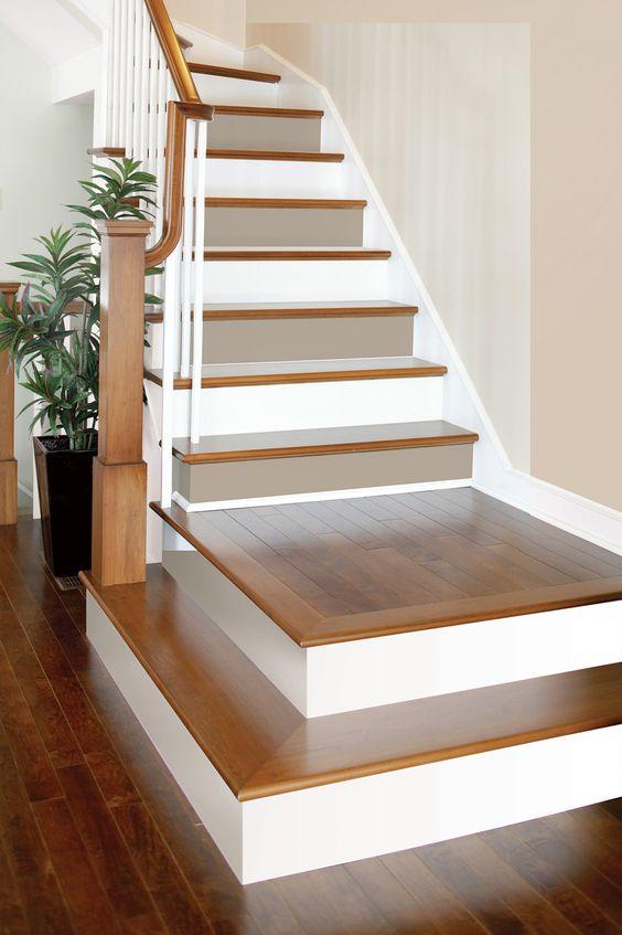 Hướng dẫn lắp đặt mặt bậc cầu thang gỗ