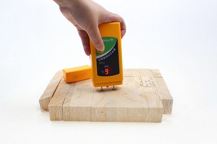 Lưu ý khi sử dụng máy đo độ ẩm gỗ