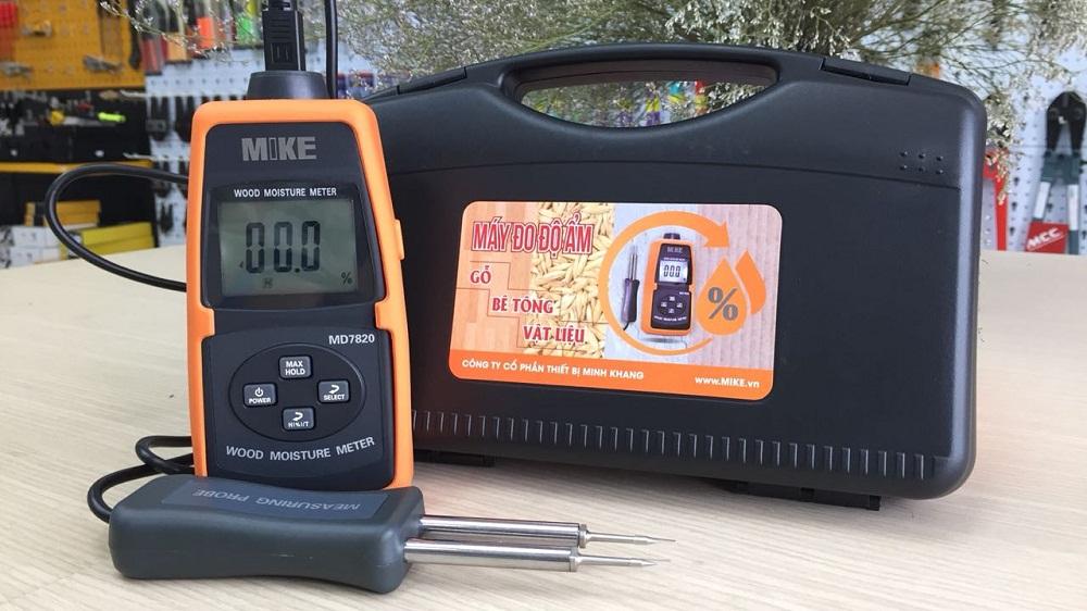 Hướng dẫn sử dụng máy đo độ ẩm gỗ