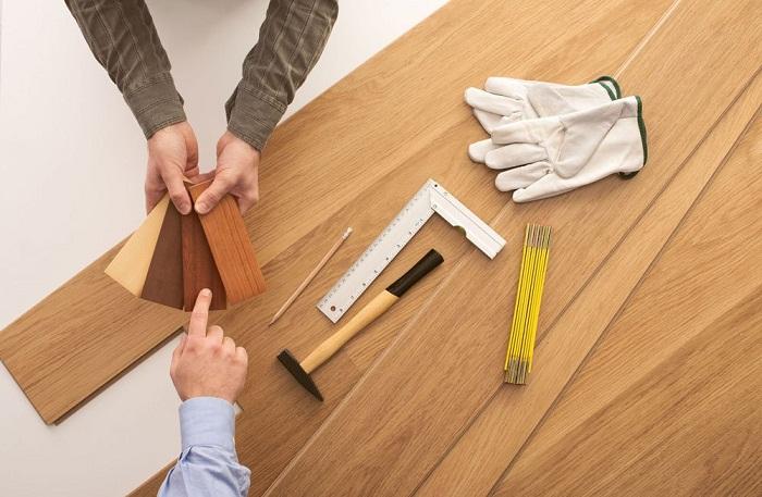 Giải đáp những thắc mắc khi lắp đặt sàn gỗ công nghiệp