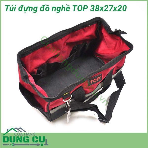 Túi đựng đồ nghề đa năng TOP 30KG (380x200x270mm)