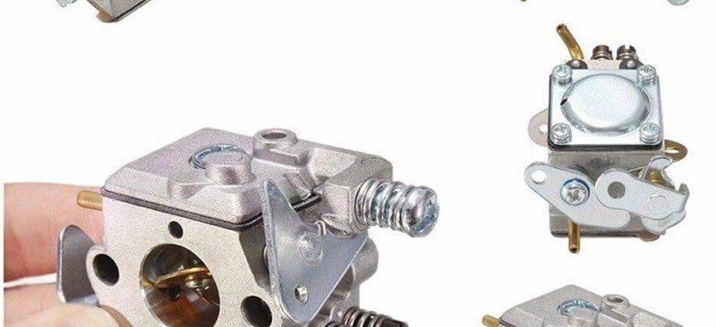 Cách chỉnh xăng gió bộ chế hòa khí máy cưa