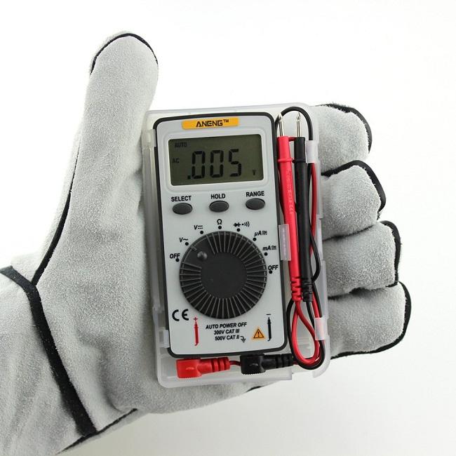 Cách đo dòng điện một chiều bằng đồng hồ vạn năng chuẩn xác nhất