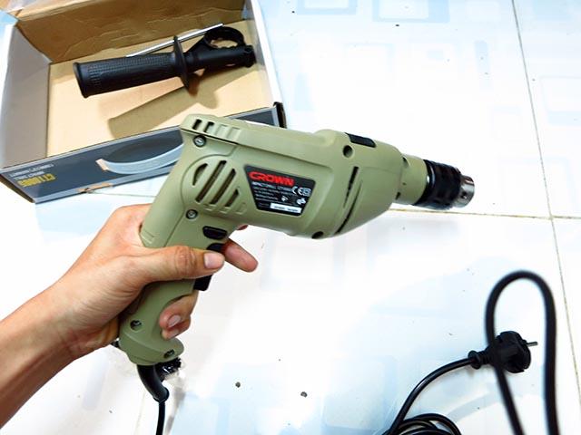 Tổng hợp lỗi máy khoan cầm tay thường gặp và cách sửa chữa hiệu quả