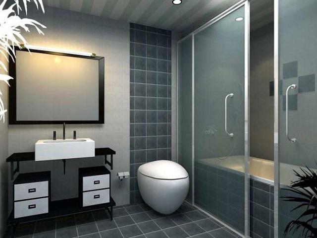 Lưu ý khi lắp đặt vách kính nhà tắm
