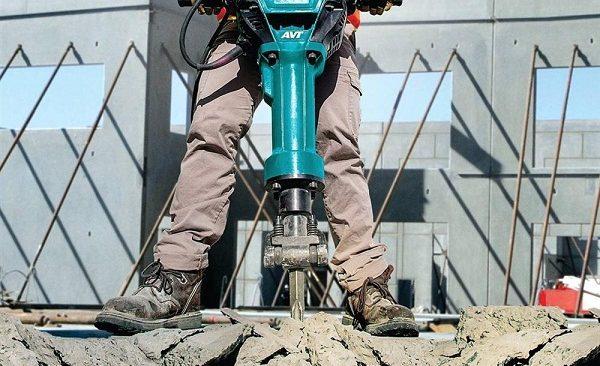 Quy trình tháo lắp máy đục bê tông đúng kỹ thuật