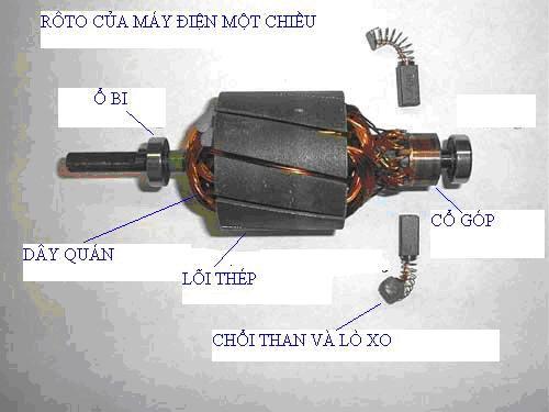 Nguyên nhân và cách khắc phục Máy khoan bị bắn tia lửa