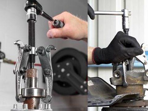 Cách thay Bạc đạn máy mài nhanh chóng để máy hoạt động trơn tru