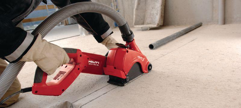 Cách bảo dưỡng máy cắt rãnh tường giúp máy vận hành tốt, tăng tuổi thọ